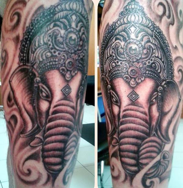 6217aefc4 Balinese Tattoos - Symbols, Designs, Pictures ⋆ TATTLAS Bali Tattoo ...