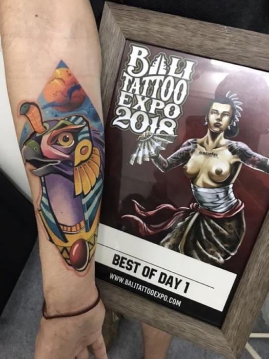 Best of Bali Tattoo Expo 2018 - Artist Spendlo