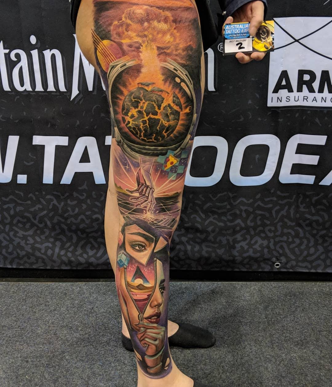 f584afeb219b9 Australian Tattoo Expo Winners - Perth 2018 ⋆ TATTLAS Bali Tattoo ...
