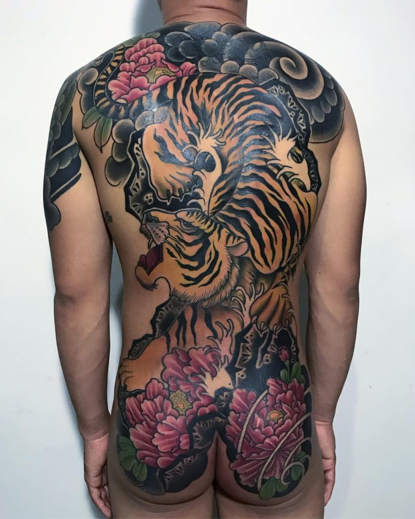 0c9409469 Lions and Tigers and Bears ⋆ TATTLAS Bali Tattoo Guide ⋆