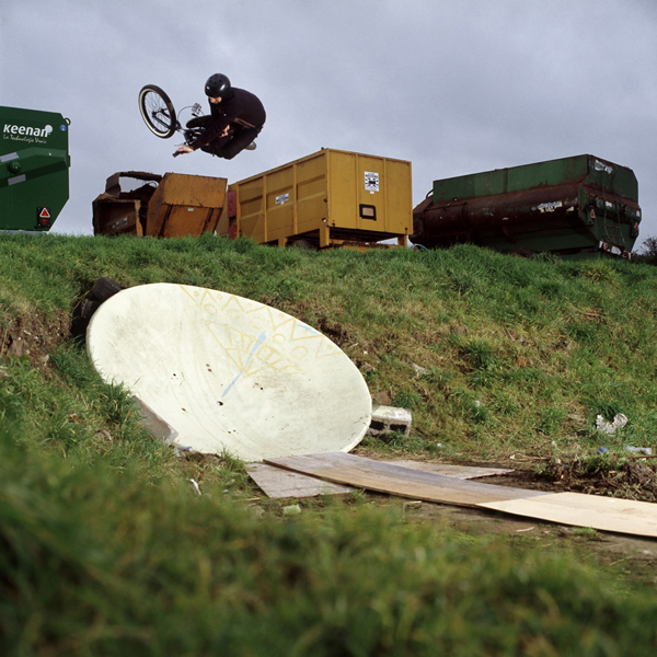 BMX Owain Clegg