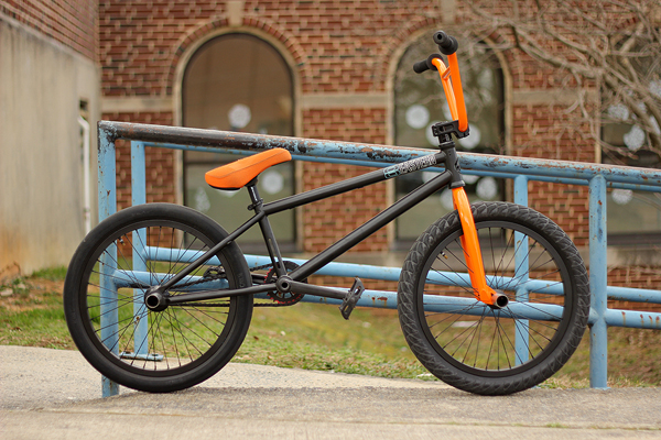 Nick Digeroloma BMX Bike