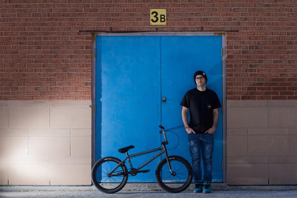 Chris Silva BMX