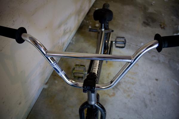 Merritt BMX Brian Foster BMX Bars