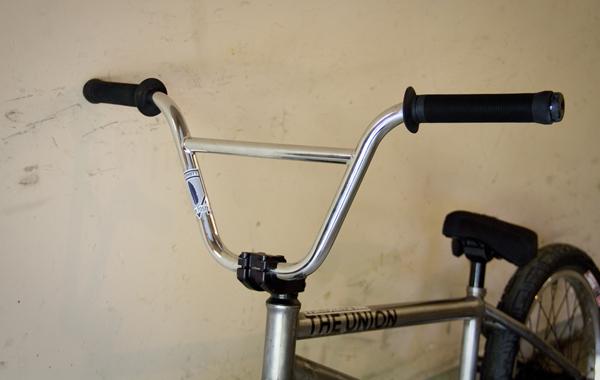 Merritt BMX handlebars