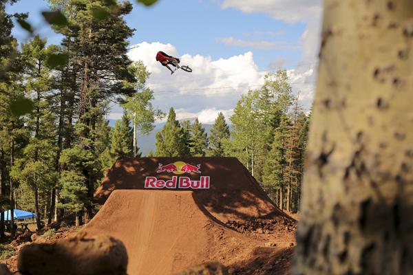 """Red Bull Dreamline Mike """"Hucker"""" Clark BMX"""