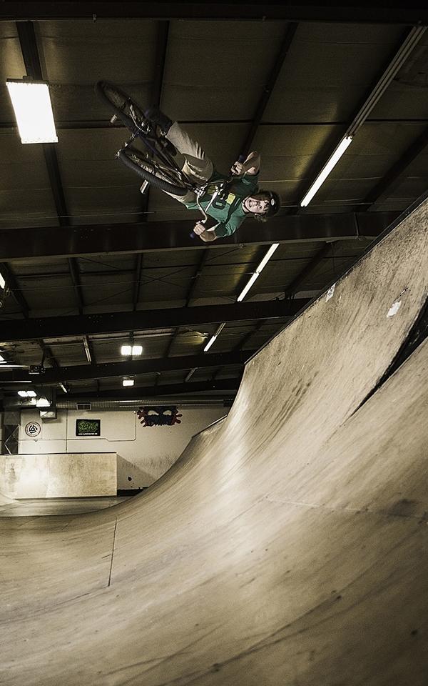 BMX flair