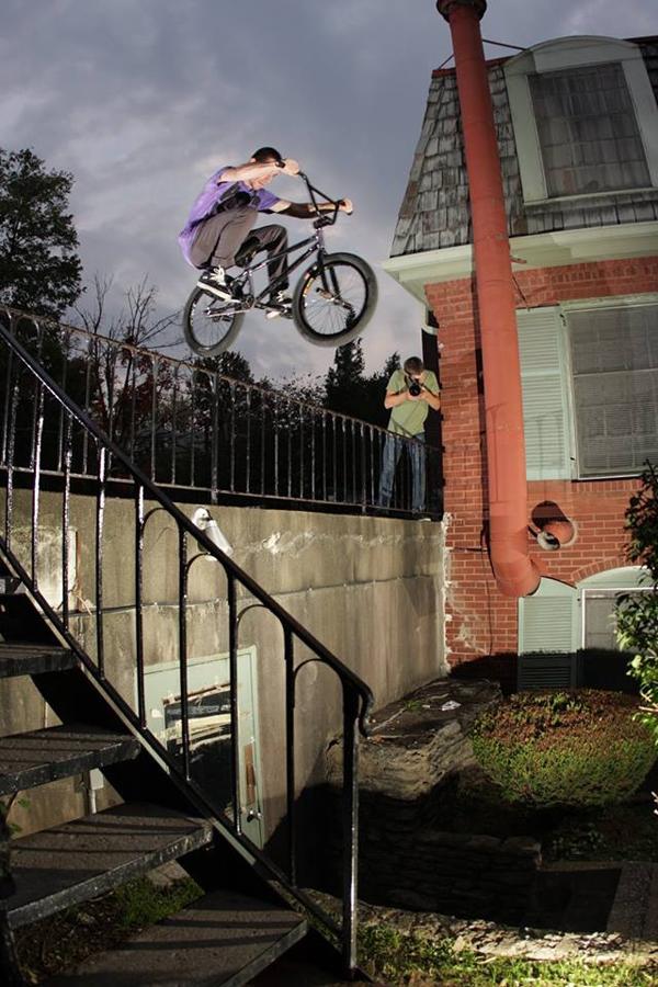Jordan Stump BMX