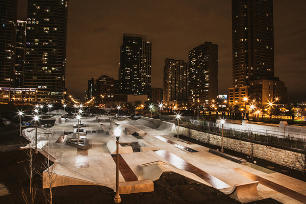 grant-park-skate-park-at-night-nearly-finished