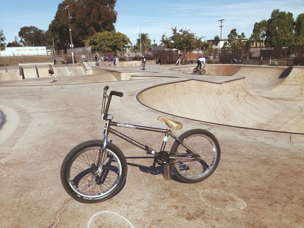 Tom Perry BMX Bike