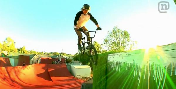 BMX video