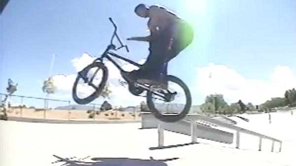 """Fit Bike Co. """"F-It"""" BMX video"""
