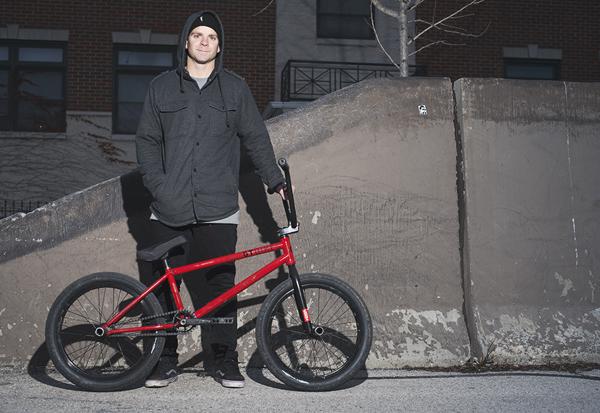 Brian Kachinsky GT Bicycles BMX