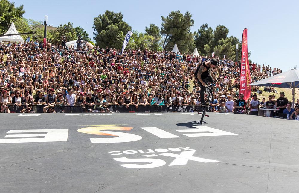 FISE Montpellier 2015 BMX