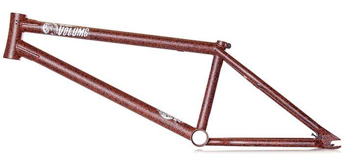 volume-bikes-war-horse-bmx-frame-matte-rust