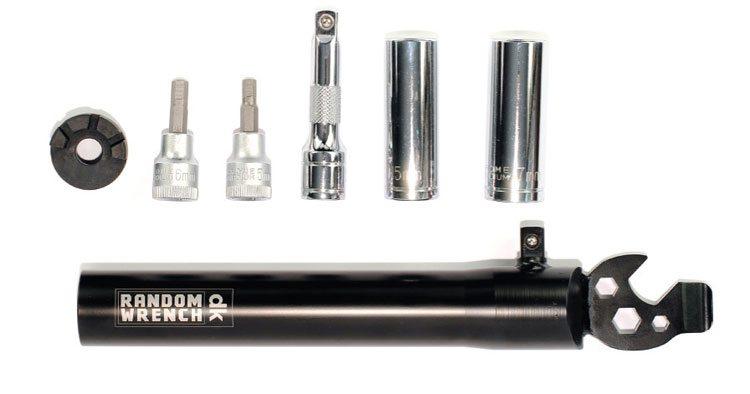 DK Random Wrench V3 BMX Multi-Tool