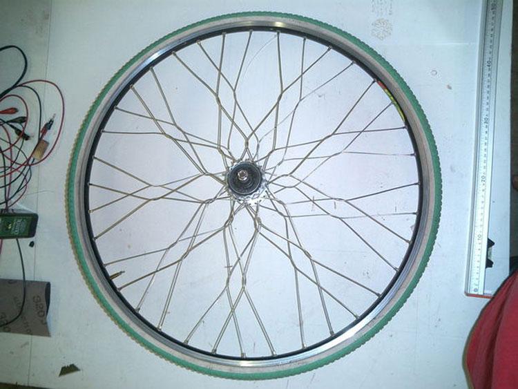 How To Build a BMX Wheel