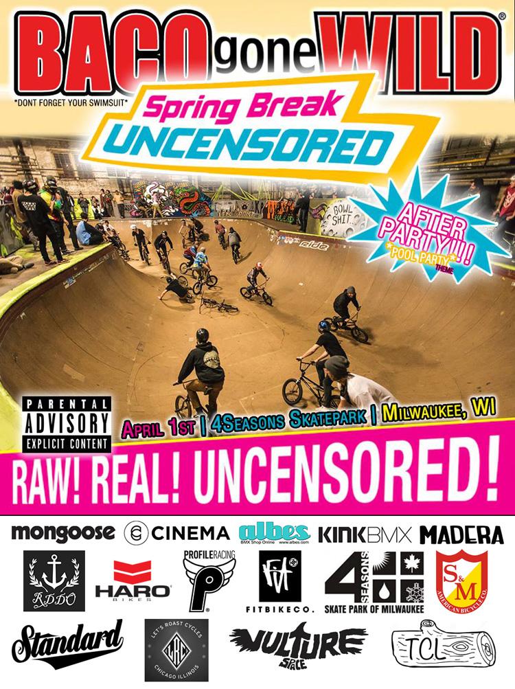 Baco Spring Break 2017