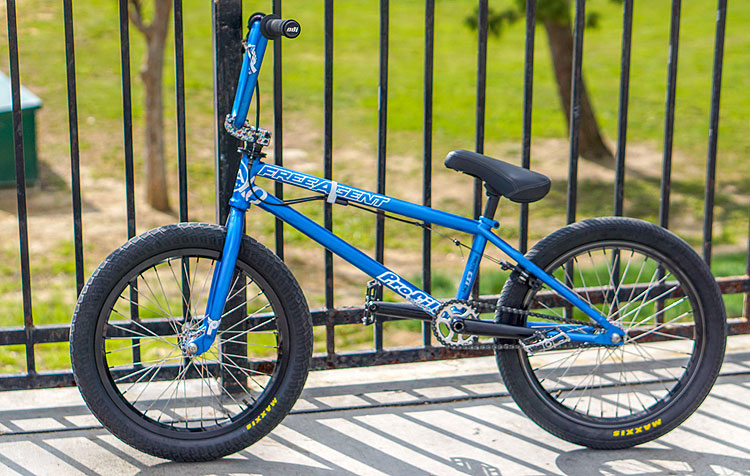 Profile Racing Jared Eberwein Bike Check BMX