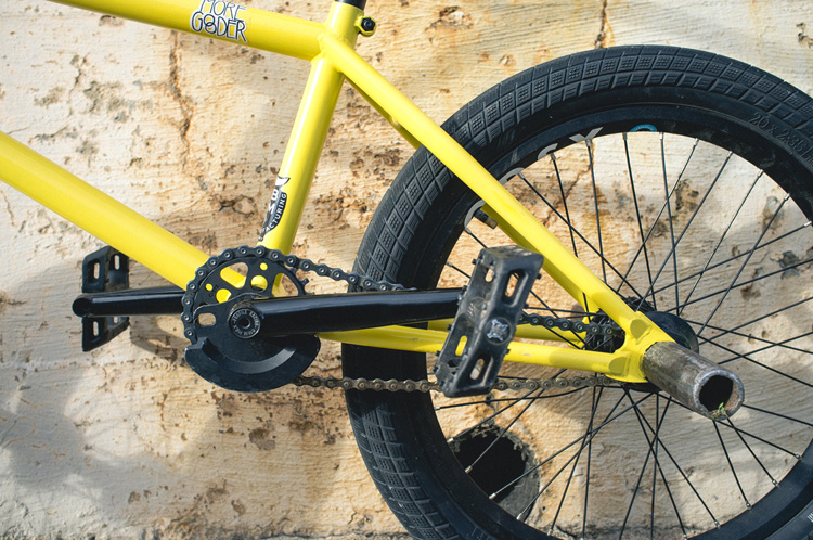 FBM BMX Kaleb Bolton BMX Bike Check
