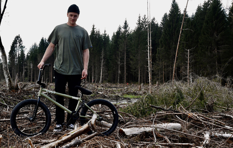 Eclat BMX Kilian Roth Bike Check