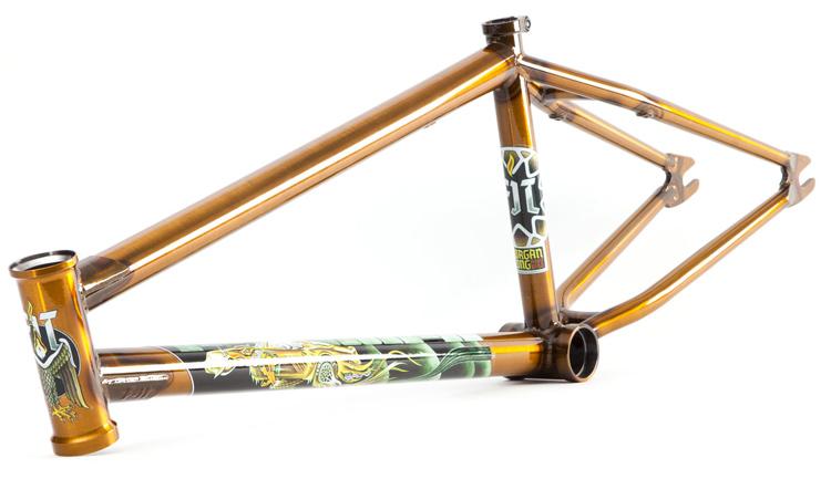 Fit Bike Co. Hoodbird BMX frame