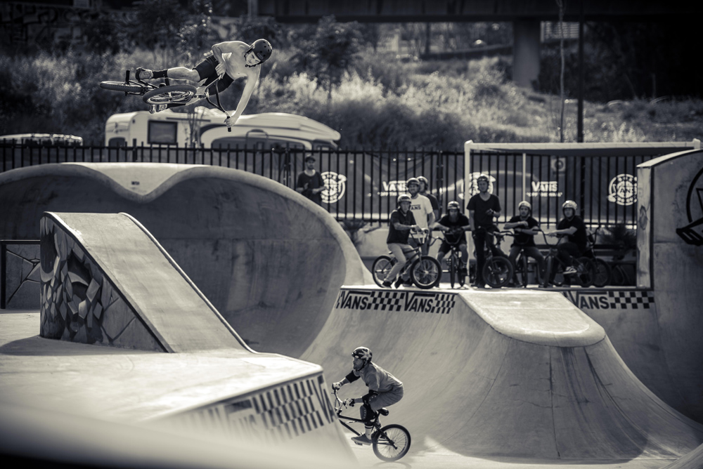 Vans BMX Pro Cup Malaga - Jason Watts Air