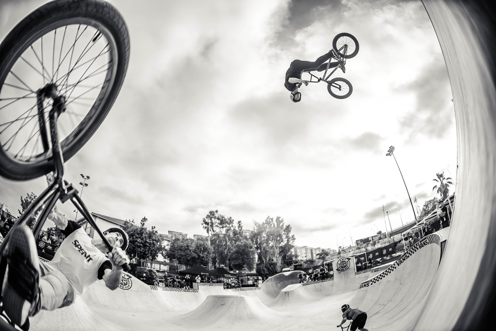 Vans BMX Pro Cup Malaga - Larry Edgar Air