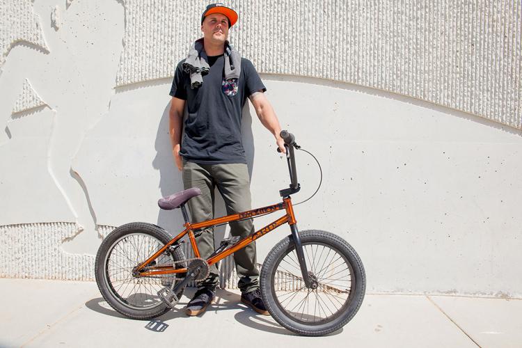 "Demolition Parts Ryan ""Biz"" Jordan Bike Check BMX"