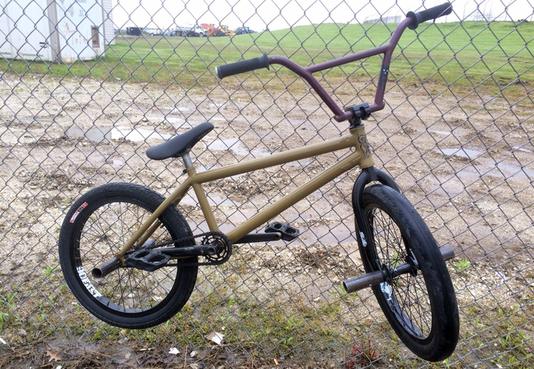 Terrible One Skapegoat Shawn Elf Walters Bike Check BMX
