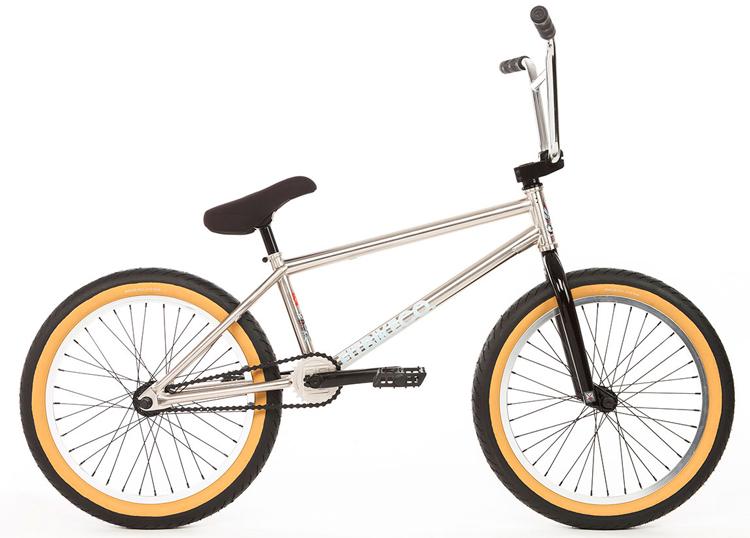 Fit Bike Co 2018 Morgan Long Signature Complete BMX Bike