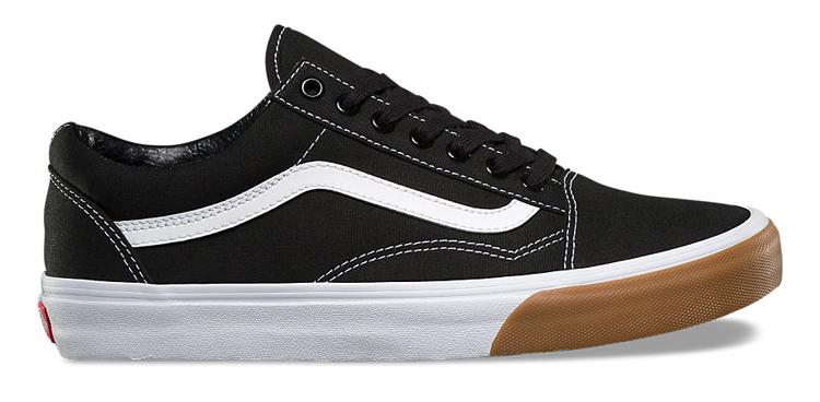 Vans Gum Bumper Old Skool Shoe