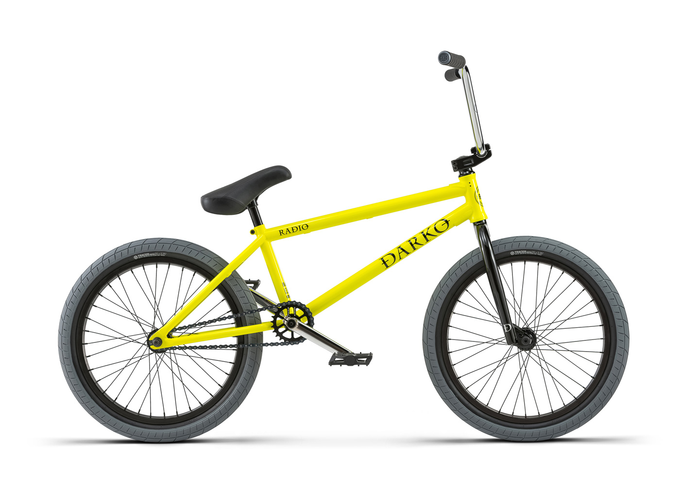 Radio Bikes 2018 Darko Complete BMX BIke