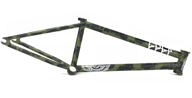 Cult BMX Dakota Roche Dak Frame Green Patina