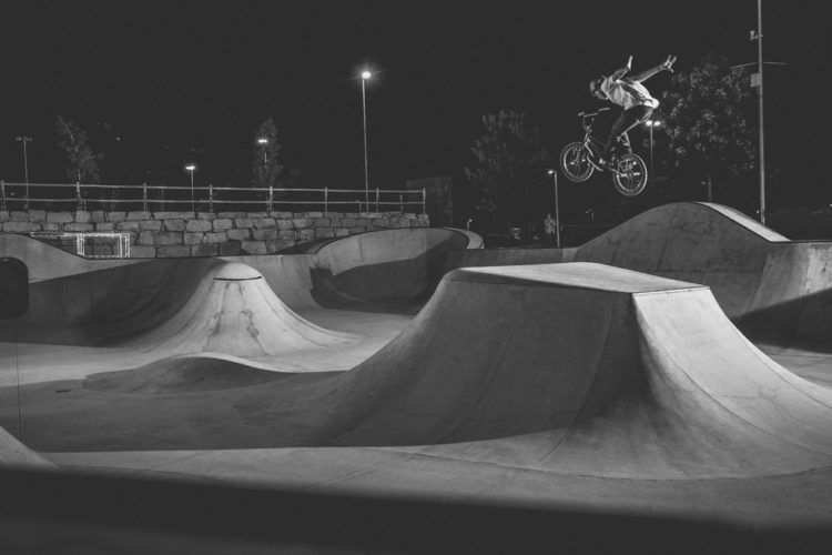 Fernando Marmolejo POV Shooter Series BMX video
