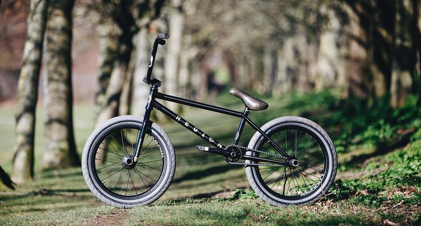 Justin Care BMX Bike Check United Bike Co.