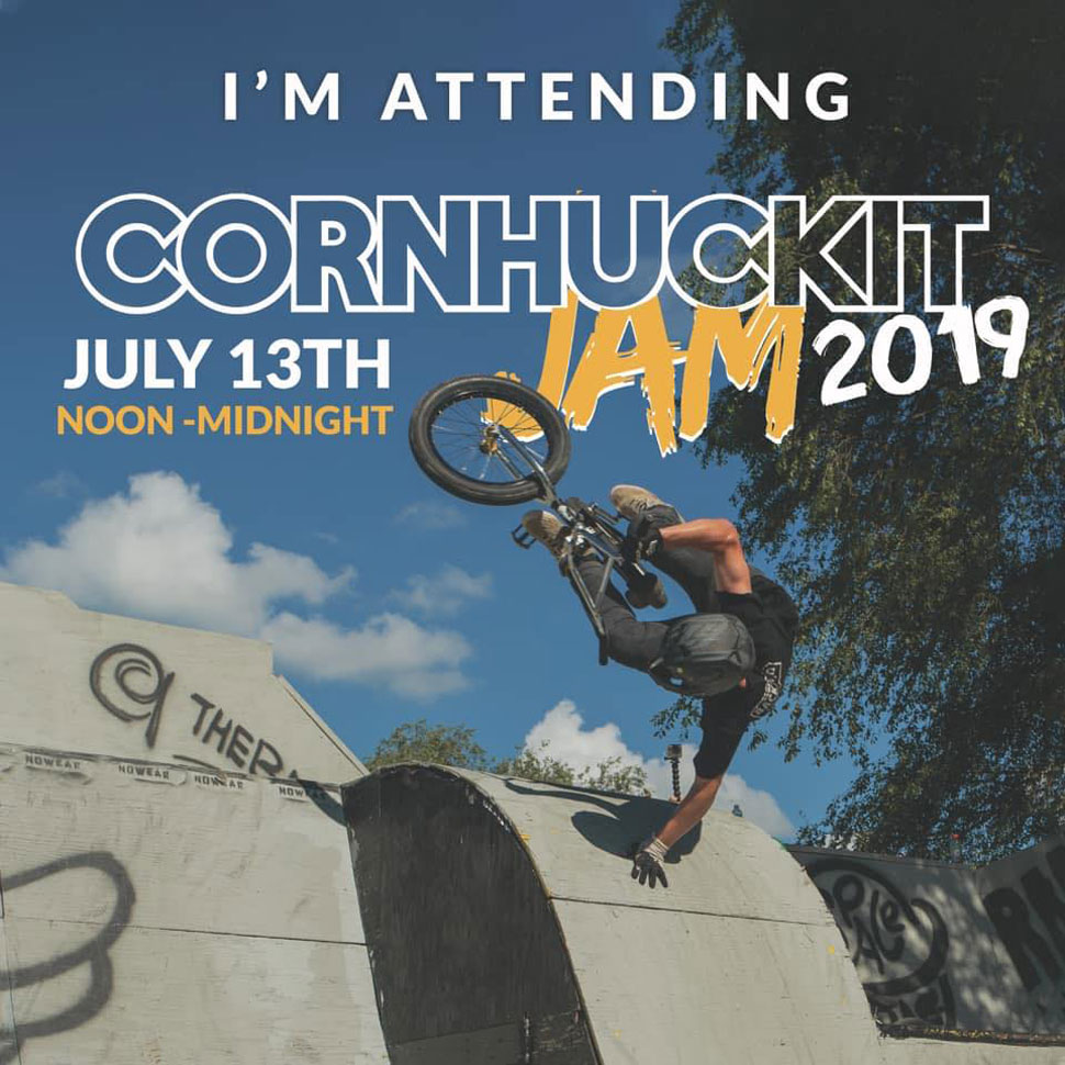 Nowear BMX Cornhuckit Jam 2019 BMX