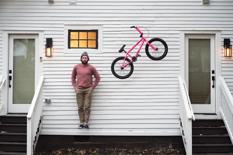 Odyssey BMX Aaron Ross Spring 2019 BMX bike Check