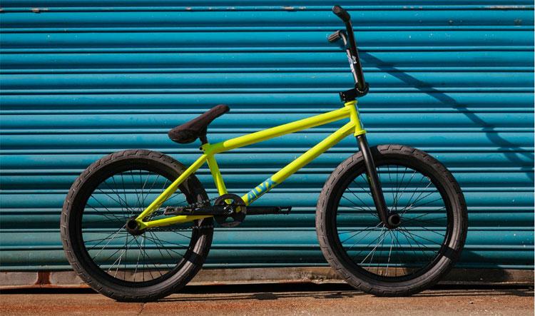 BSD Alex Donnachie BMX Bike Check
