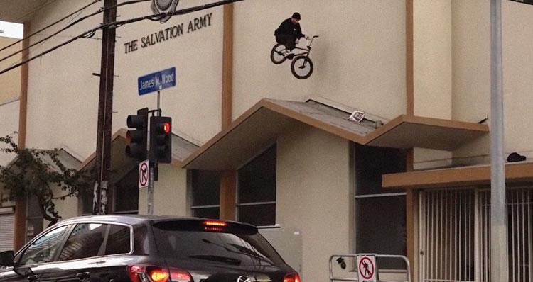 Tony Malouf Off Fit Bike Co. BMX