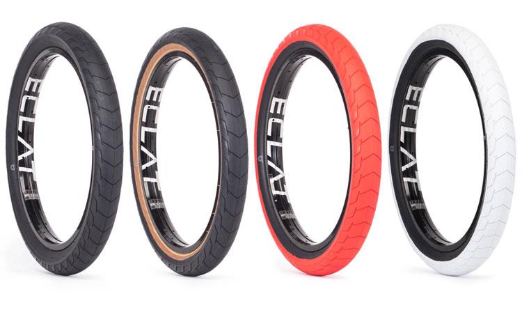 Eclat BMX Decoder Tire