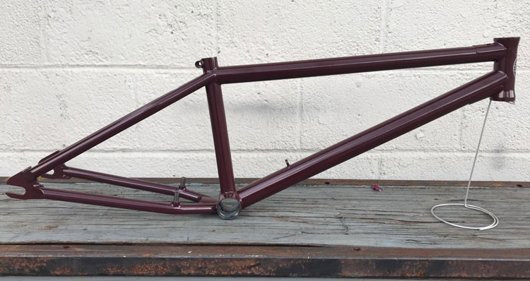 """Pedal Driven Cycles 22"""" Operator BMX Frame"""