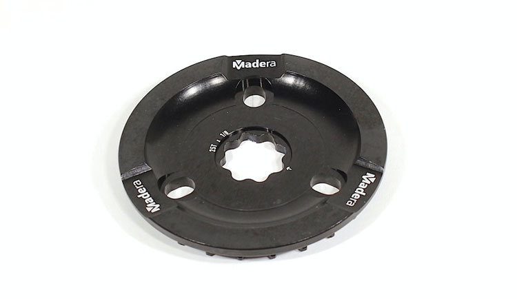 Madera BMX Jake Seeley Signature Seel'd Signet Guard Sprocket