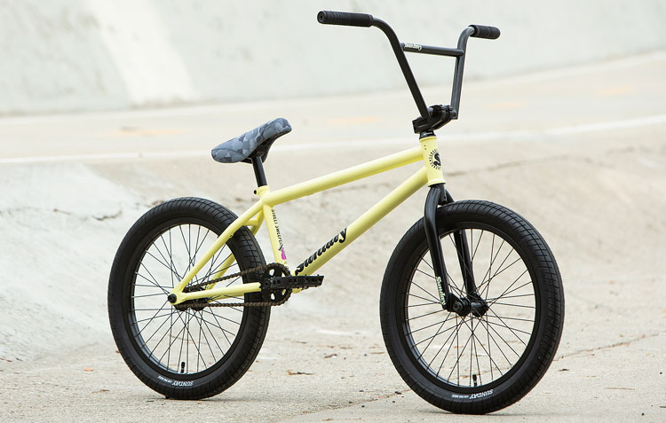 Sunday Bikes 2020 Street Sweeper Complete BMX bike