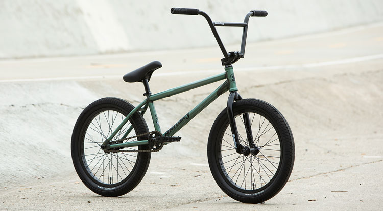 Sunday Bikes 2020 Erik Elstran EX Complete bike