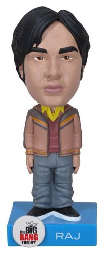 Raj Wacky Wobbler – The Big Bang Theory