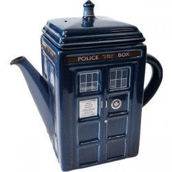 Doctor Who Tardis Teapot