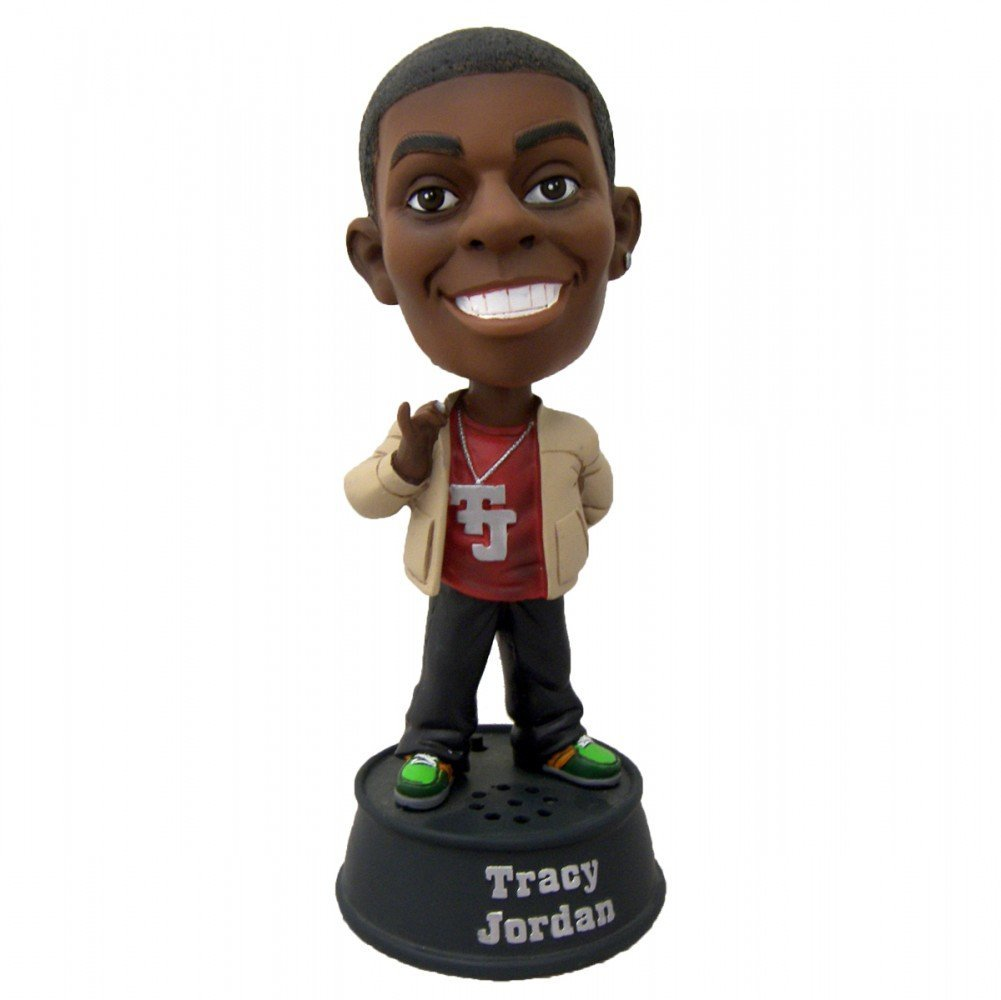 Tracy Jordan Bobblehead – 30 Rock