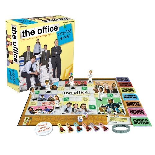 The Office Trivia Game