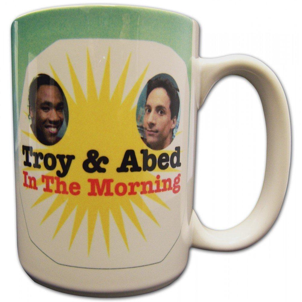 Troy & Abed Mug – Community